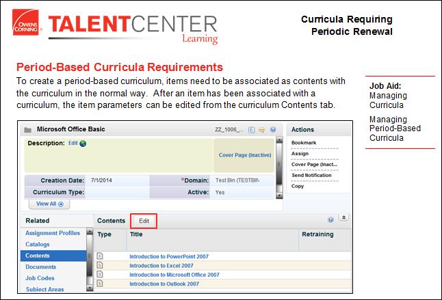 owens corning talent center
